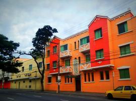 Campos Gerais Hotel, hotel near Belo Horizonte Bus Station, Belo Horizonte