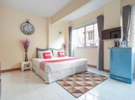 OYO 1134 Baan Zarn Guesthouse, hotel in Patong Beach