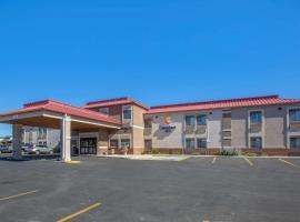 Comfort Inn at Buffalo Bill Village Resort, hotel in Cody