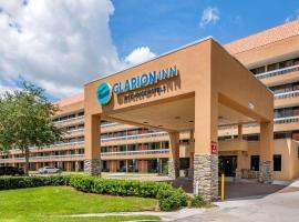 Clarion Inn International Drive, hotel in Orlando