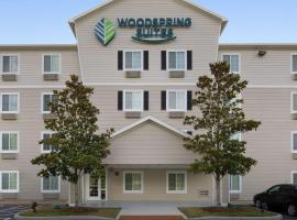 WoodSpring Suites Gainesville I-75, hotel in Gainesville