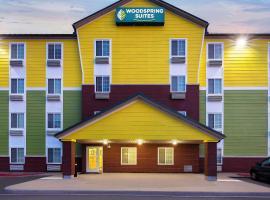 WoodSpring Suites Tyler Rose Garden, hôtel à Tyler