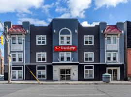 Econo Lodge Inn & Suites Downtown, hotel near Toronto Eaton Center, Toronto