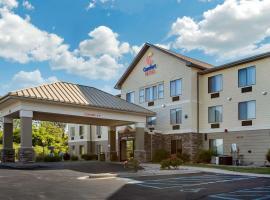 Comfort Suites Grandville, hotel in Grandville