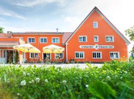 Landgasthof Schwarzes Roß, Hotel in Ansbach