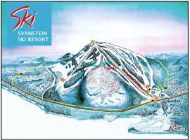 Svanstein Ski Resort, hotel in Övertorneå