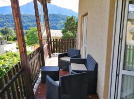 Appartamento Alla Vigna, apartment in Levico Terme
