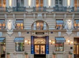 Chouchou Hotel, hotel near Mathurins Theatre, Paris