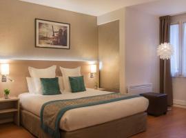 Classics Hotel Bastille, hotel near Porte de Vincennes Metro Station, Paris