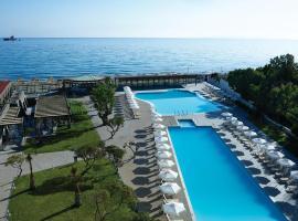 Atlantica Akti Zeus Hotel, hotel in Amoudara Herakliou