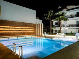 Alkionides Seaside Hotel, hotel in Platanias