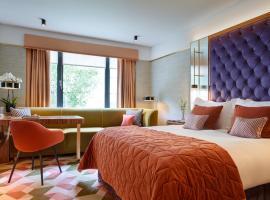 The Fitzwilliam Hotel, hotel near Dublin Airport - DUB, Dublin