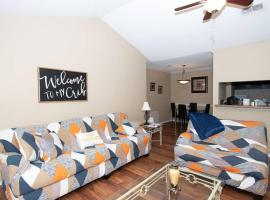 Convenient and Quiet apt near Dtwn Chatt., vacation rental in Chattanooga