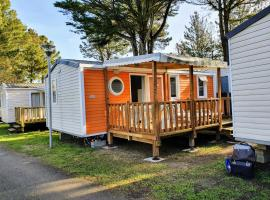 Mobil Home Orange, campground in Saint-Jean-de-Monts