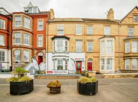 OYO Pier Hotel Rhyl, hotel near Gwrych Castle, Rhyl