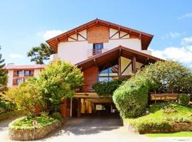 Residencial Pousada Serrano, serviced apartment in Gramado