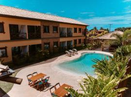Pousada Villa Dos Sonhos, hotel em Itacaré