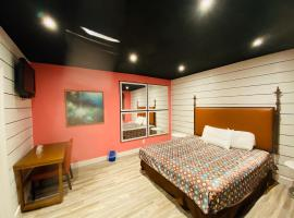 Casa Valentine Inn - Los Angeles, motel in Los Angeles