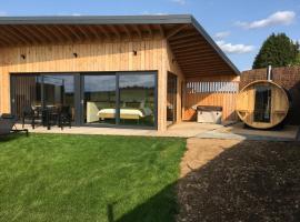 Beau Réveil nature & wellness - gite 2, spa hotel in Dochamps