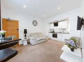 Central and Modern One Bedroom Flat 201, accommodation in Oxford