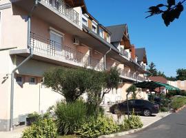 Wolf Hotel, hotel a Sárvári Gyógy-és Wellnessfürdő környékén Sárváron