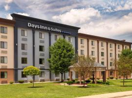 Days Inn and Suites by Wyndham Hammond, IN, hôtel à Hammond