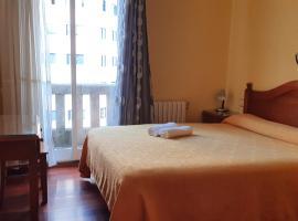 Pensión Residencia Buenos Aires, hotel en Vigo