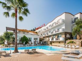 Hotel Moresco, отель в Диано-Марина