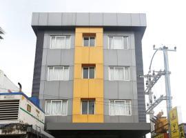 Puri SunSai Hotel, family hotel in Puri