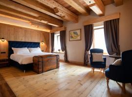 Al Capriolo, hotel a Vodo Cadore