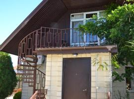Дом под ключ Александрия, holiday home in Vityazevo