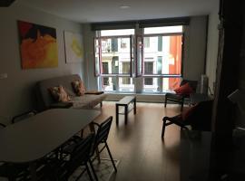 Studio 7calles, Casco Viejo. Bio, apartment in Bilbao