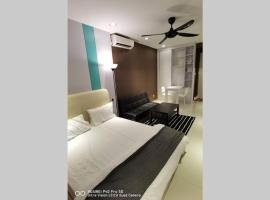 Affordable home in JOHOR BAHRU . High end, high security, Greenery environment Studio Central Park near angsana, apartment in Johor Bahru