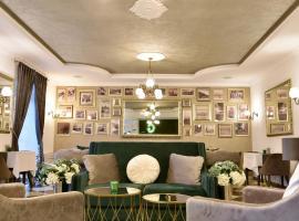 Villa Giardino Heritage Boutique Hotel Bol, hotel poblíž významného místa Bol Catamaran Terminal, Bol
