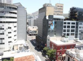 Andalousse Backpackers, B&B in Cape Town