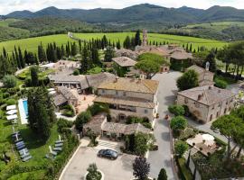 Borgo San Felice, hotel in Castelnuovo Berardenga