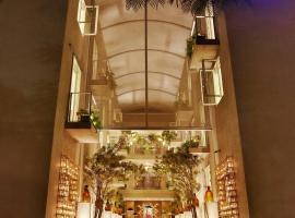 Bumi Semilir Art and Boutique Hotel, hotel in Bandung