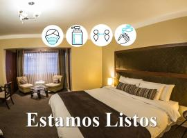 Los Leones Hotel Boutique, hotel near Goyeneche Palace, Arequipa
