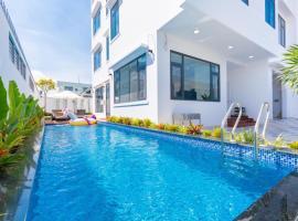 Happy villas bãi sau, khách sạn có hồ bơi ở Vũng Tàu