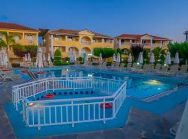 Macedonia, hotel in Kalamaki