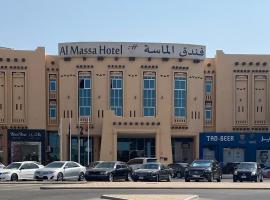 Al Massa Hotel, hotel in Al Ain