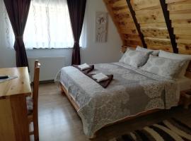 Rustic Lodge Plitvice 1, hotel in Plitvička Jezera