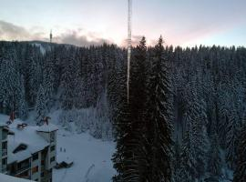 A43a Green Life Pamporovo, serviced apartment in Pamporovo