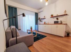 Bohemian Central Flat, apartment in Bucharest
