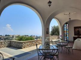 Portico Del Paradiso, budget hotel in Scala