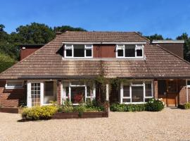 Abacus Bed and Breakfast, Blackwater, Hampshire, hotel near Camberley Library, Camberley