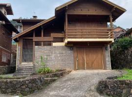 Chalé Piratini, holiday home in Gramado