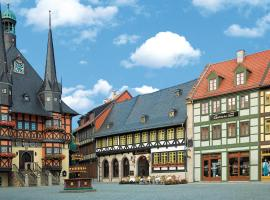 Travel Charme Hotel Gothisches Haus, hotel em Wernigerode