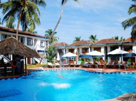 Santana Beach Resort, hotel near Fort Aguada, Candolim