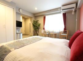 Hotel Neiraku, отель в Наре